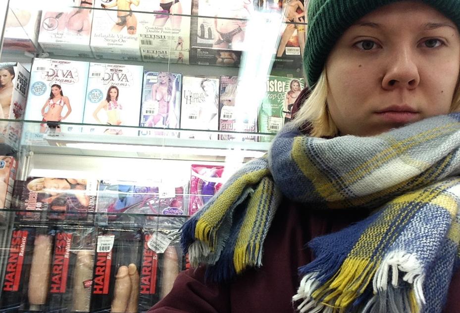 Как я ходила в секс-шоп второй раз в жизни