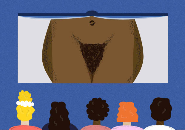 #VulvaArt: вагина как искусства